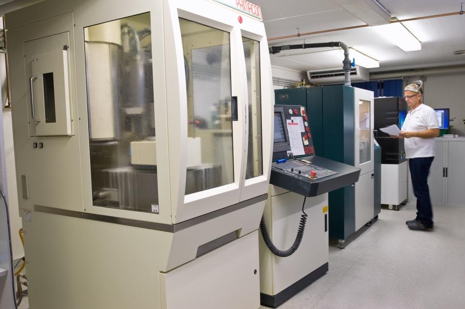 Geiger Dentaltechnik GmbH